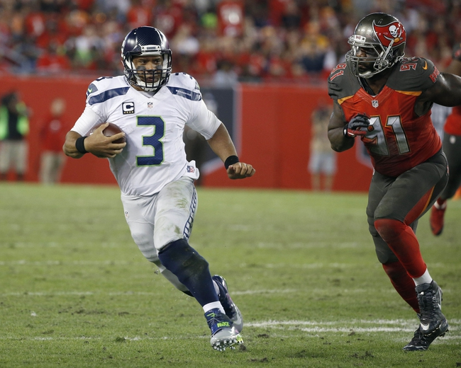 Carolina Panthers at Seattle Seahawks - 12/4/16 NFL Pick, Odds, and Prediction