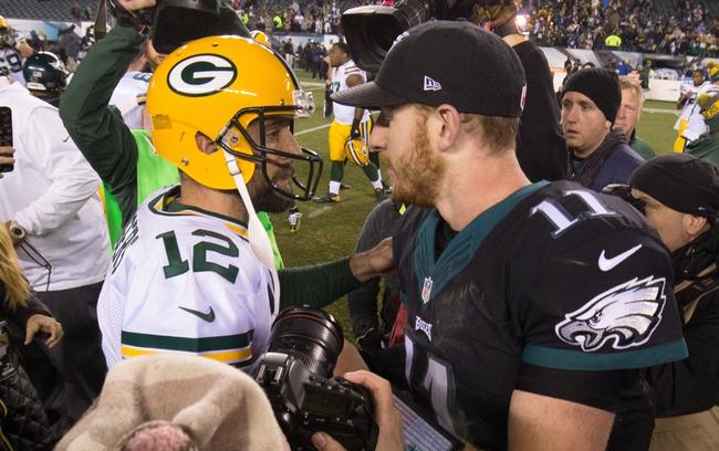 Green Bay Packers vs. Philadelphia Eagles - 8/10/17 NFL Pick, Odds, and Prediction