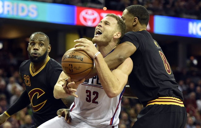 Cleveland Cavaliers vs. Los Angeles Clippers - 11/17/17 NBA Pick, Odds, and Prediction