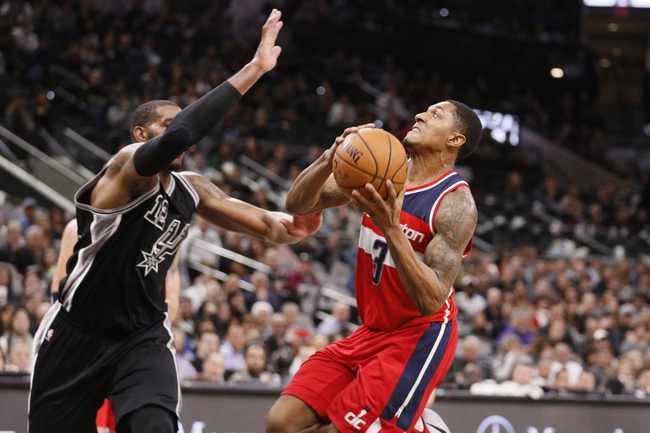 San Antonio Spurs vs. Washington Wizards - 3/21/18 NBA Pick, Odds, and Prediction