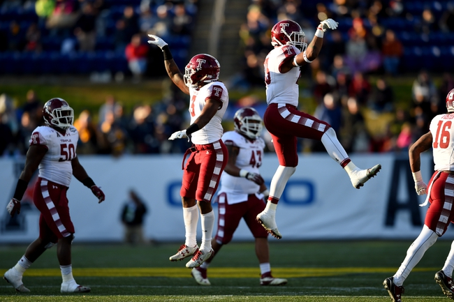 Wake Forest  vs. Temple: Military Bowl - 12/27/16 College Football Pick, Odds, and Prediction
