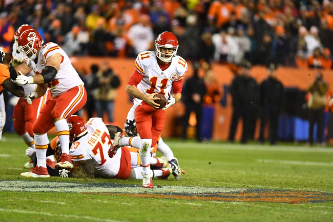 Denver Broncos at Kansas City Chiefs - 12/25/16 NFL Pick, Odds, and Prediction