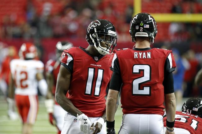 Atlanta Falcons vs. San Francisco 49ers - 12/18/16 NFL Pick, Odds, and Prediction