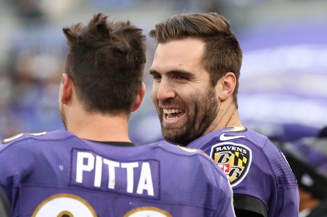 Baltimore Ravens vs. Philadelphia Eagles - 12/18/16 NFL Pick, Odds, and Prediction