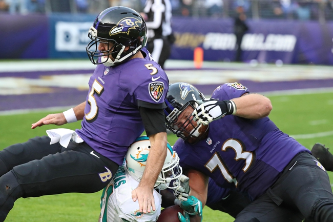 Miami Dolphins vs. Baltimore Ravens - 8/17/17 NFL Pick, Odds, and Prediction