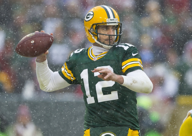 Green Bay Packers vs. Seattle Seahawks - 12/11/16 NFL Pick, Odds, and Prediction