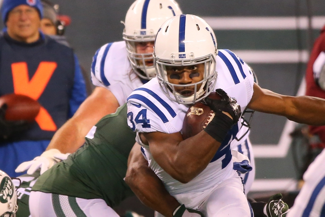 Indianapolis Colts at New York Jets - 10/14/18 NFL Pick, Odds, and Prediction