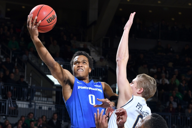 IPFW vs. South Dakota State - 2/18/17 College Basketball Pick, Odds, and Prediction