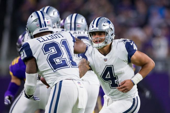Dallas Cowboys vs. Tampa Bay Buccaneers - 12/18/16 NFL Pick, Odds, and Prediction