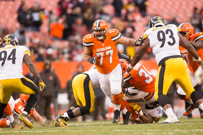 Pittsburgh Steelers vs. Cleveland Browns - 1/1/17 NFL Pick, Odds, and Prediction