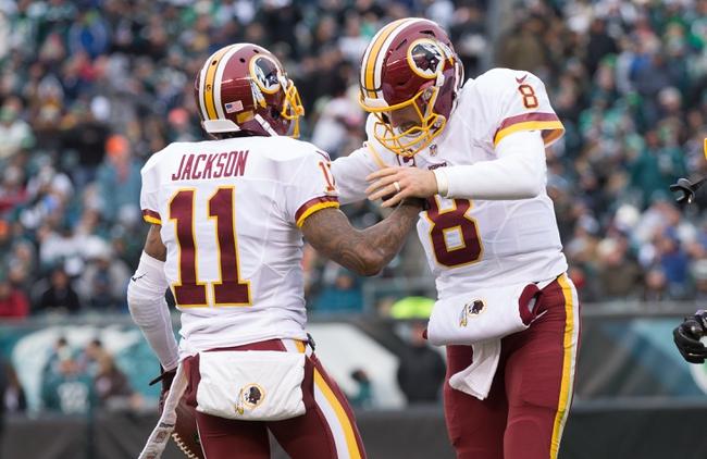 Washington Redskins vs. Carolina Panthers - 12/19/16 NFL Pick, Odds, and Prediction