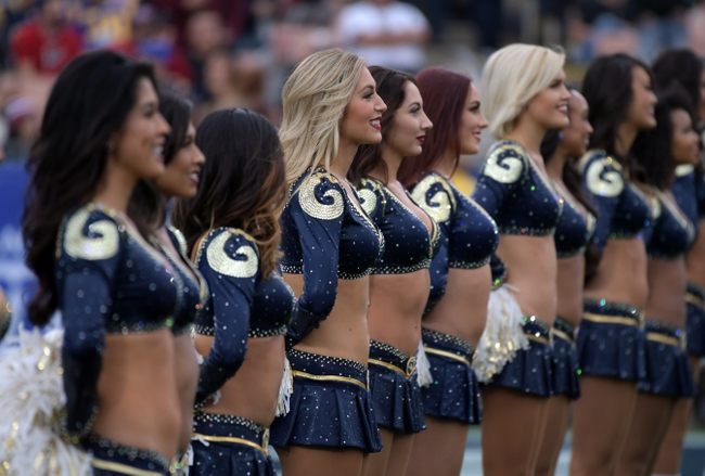 Indianapolis Colts at Los Angeles Rams - 9/10/17 NFL Pick, Odds, and Prediction