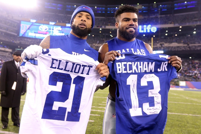 Dallas Cowboys vs. New York Giants - 9/16/18 NFL Pick, Odds, and Prediction