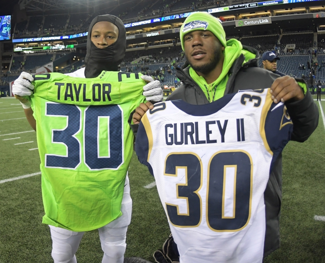 Los Angeles Rams vs. Seattle Seahawks - 10/8/17 NFL Pick, Odds, and Prediction