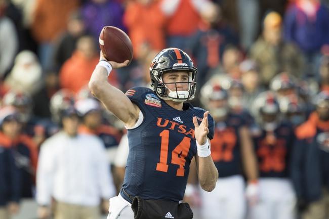UTSA vs. Houston - 9/2/17 College Football Pick, Odds, and Prediction