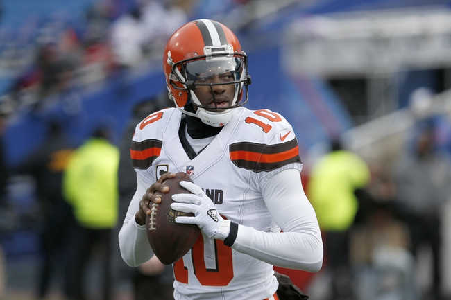 Cleveland Browns vs. San Diego Chargers - 12/24/16 NFL Pick, Odds, and Prediction
