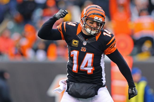 Houston Texans vs. Cincinnati Bengals - 12/24/16 NFL Pick, Odds, and Prediction