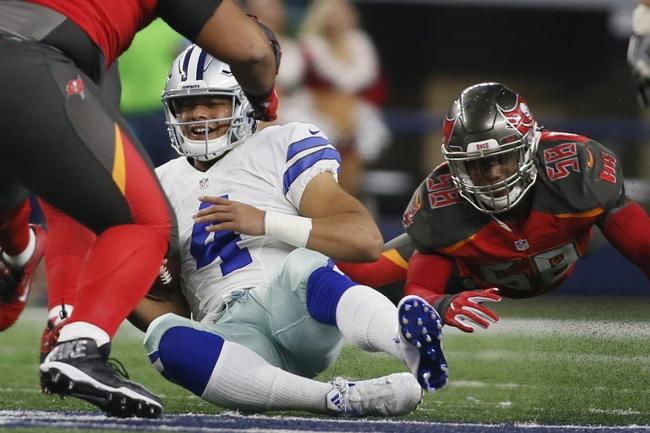Dallas Cowboys vs. Tampa Bay Buccaneers - 12/23/18 NFL Pick, Odds, and Prediction