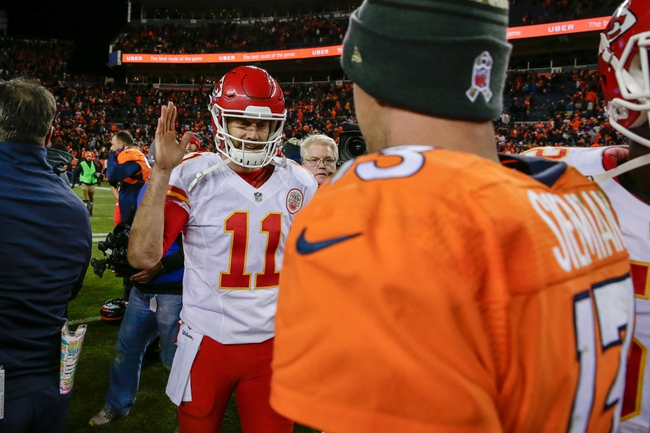 Kansas City Chiefs vs. Denver Broncos - 12/25/16 NFL Pick, Odds, and Prediction