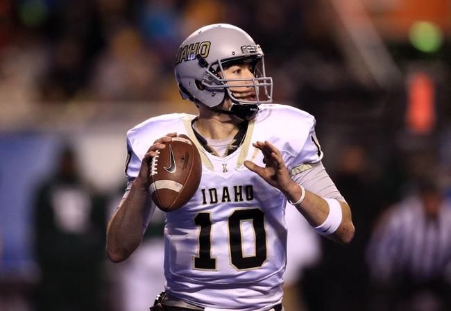 Western Michigan vs. Idaho - 9/16/17 College Football Pick, Odds, and Prediction