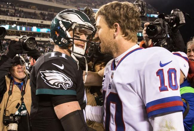 New York Giants vs. Philadelphia Eagles - 10/11/18 NFL Pick, Odds, and Prediction
