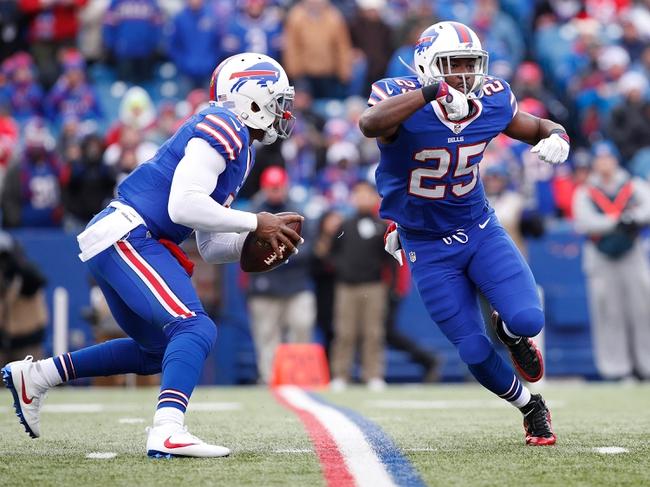 Buffalo Bills 2017 NFL Preview, Schedule, Prediction, Depth Chart