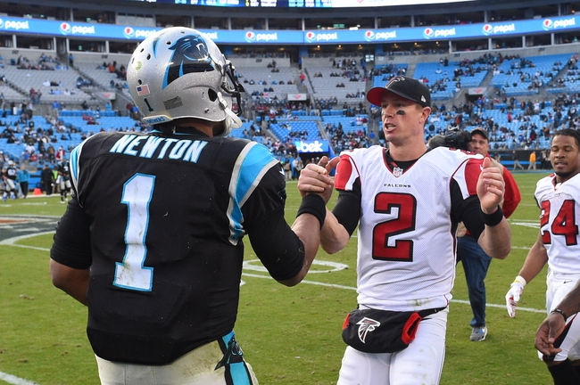 Carolina Panthers vs. Atlanta Falcons - 11/5/17 NFL Pick, Odds, and Prediction