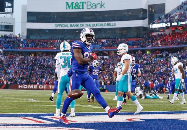 Buffalo Bills vs. Miami Dolphins - 12/17/17 NFL Pick, Odds, and Prediction