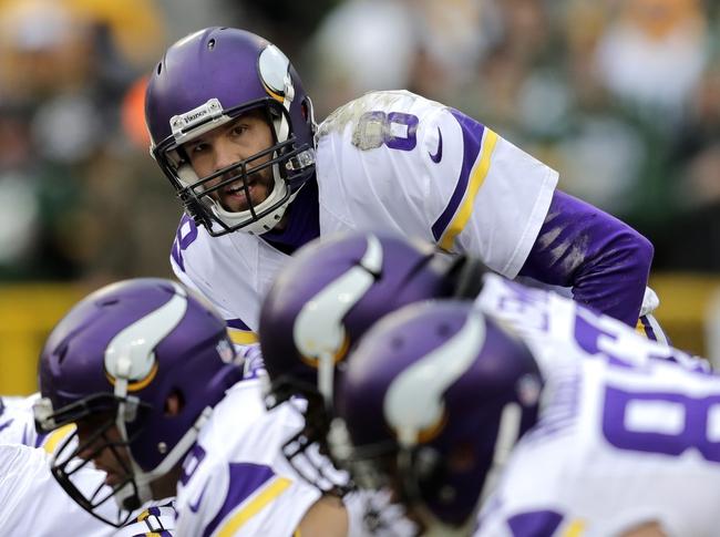 Minnesota Vikings vs. Chicago Bears - 1/1/17 NFL Pick, Odds, and Prediction