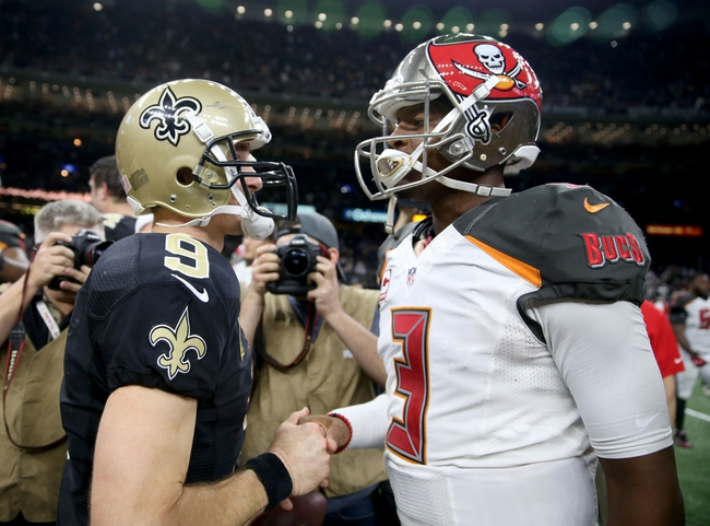 Tampa Bay Buccaneers at New Orleans Saints - 11/5/17 NFL Pick, Odds, and Prediction