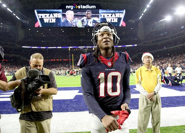 Houston Texans at Cincinnati Bengals - 9/14/17 NFL Pick, Odds, and Prediction