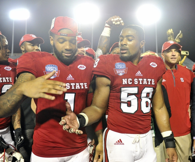 NC State vs. South Carolina - 9/2/17 College Football Pick, Odds, and Prediction