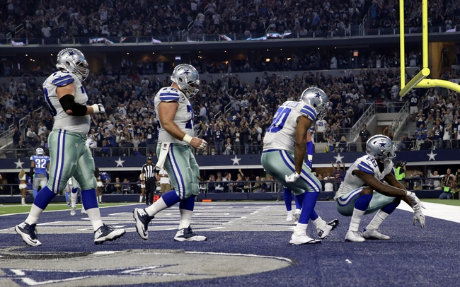 Detroit Lions at Dallas Cowboys - 9/30/18 NFL Pick, Odds, and Prediction