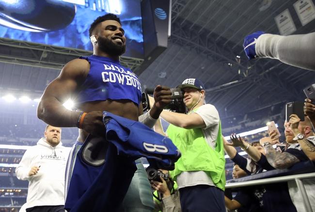 Dallas Cowboys vs. Detroit Lions - 9/30/18 NFL Pick, Odds, and Prediction
