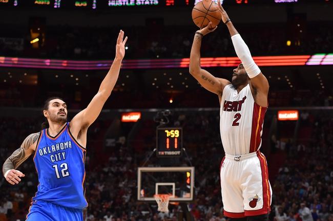 Oklahoma City Thunder vs. Miami Heat - 3/23/18 NBA Pick, Odds, and Prediction