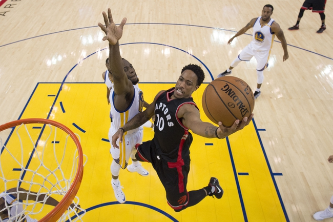 Golden State Warriors vs. Toronto Raptors - 10/25/17 NBA Pick, Odds, and Prediction