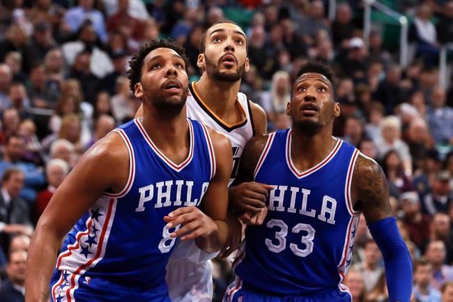 Utah Jazz vs. Philadelphia 76ers - 11/7/17 NBA Pick, Odds, and Prediction