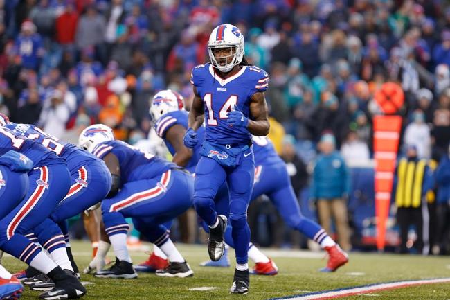 Minnesota Vikings at Buffalo Bills - 8/10/17 NFL Pick, Odds, and Prediction