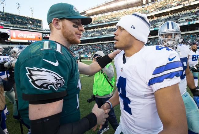 Dallas Cowboys vs. Philadelphia Eagles - 11/19/17 NFL Pick, Odds, and Prediction