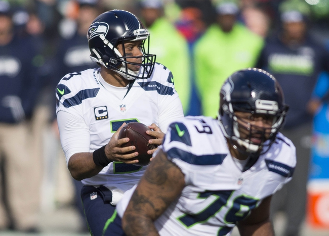 Detroit Lions at Seattle Seahawks- 1/7/17 NFL Pick, Odds, and Prediction