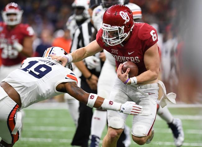 Oklahoma vs. UTEP - 9/2/17 College Football Pick, Odds, and Prediction