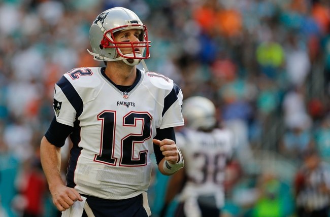 Miami Dolphins at New England Patriots - 11/26/17 NFL Pick, Odds, and Prediction