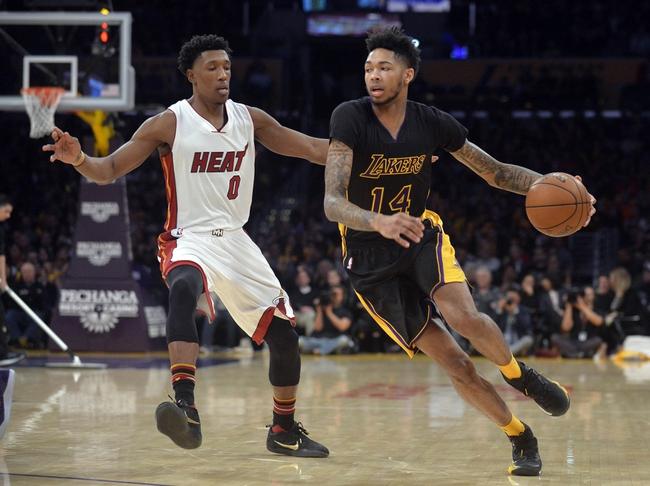 Miami Heat vs. Los Angeles Lakers - 3/1/18 NBA Pick, Odds, and Prediction