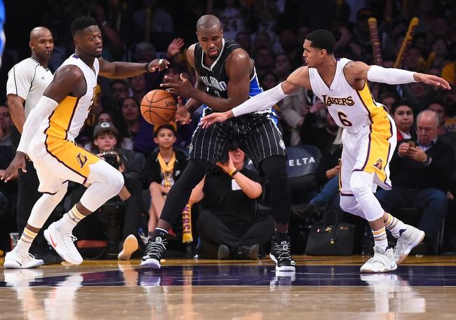 Orlando Magic vs. Los Angeles Lakers - 1/31/18 NBA Pick, Odds, and Prediction