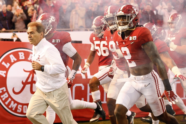 Alabama Crimson Tide 2017 College Football Preview, Schedule, Prediction, Depth Chart