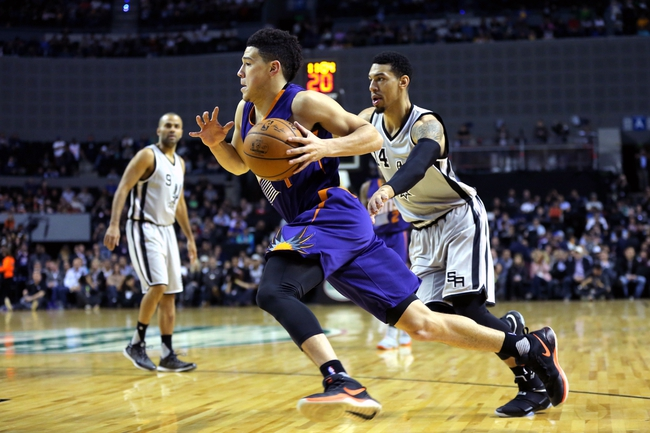 San Antonio Spurs vs. Phoenix Suns - 11/5/17 NBA Pick, Odds, and Prediction
