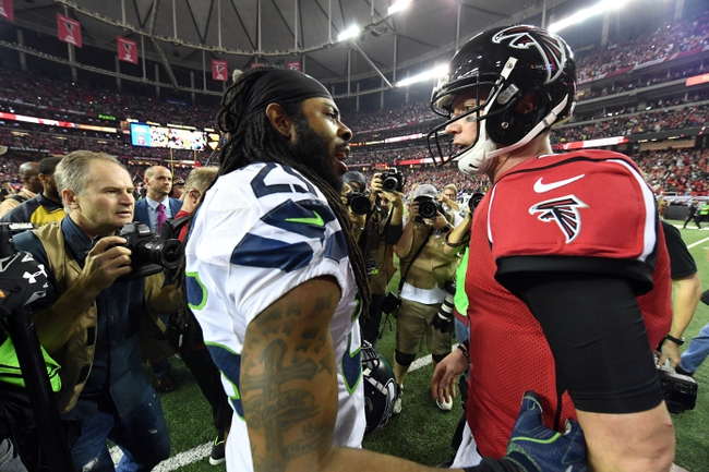 Atlanta Falcons at Seattle Seahawks - 11/20/17 NFL Pick, Odds, and Prediction
