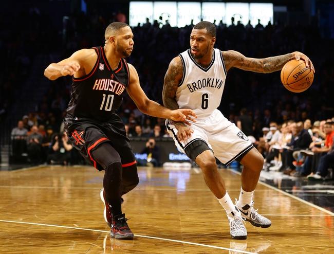 Houston Rockets vs. Brooklyn Nets - 11/27/17 NBA Pick, Odds, and Prediction