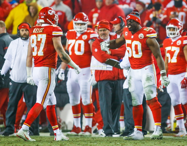 San Francisco 49ers at Kansas City Chiefs- 8/11/17 NFL Pick, Odds, and Prediction