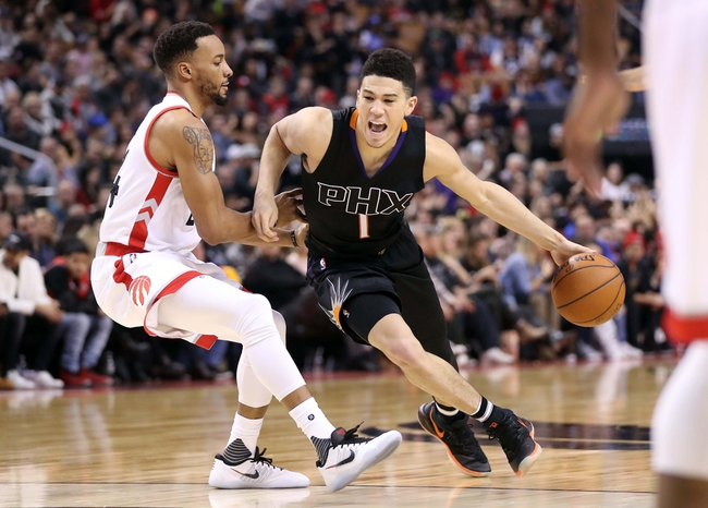 Toronto Raptors vs. Phoenix Suns - 12/5/17 NBA Pick, Odds, and Prediction